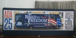 Road to Freedom 20ft Straight Display