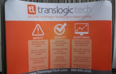 TranslogicTech 10ft Curved Display