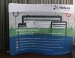 Weblink Intl 10ft curved